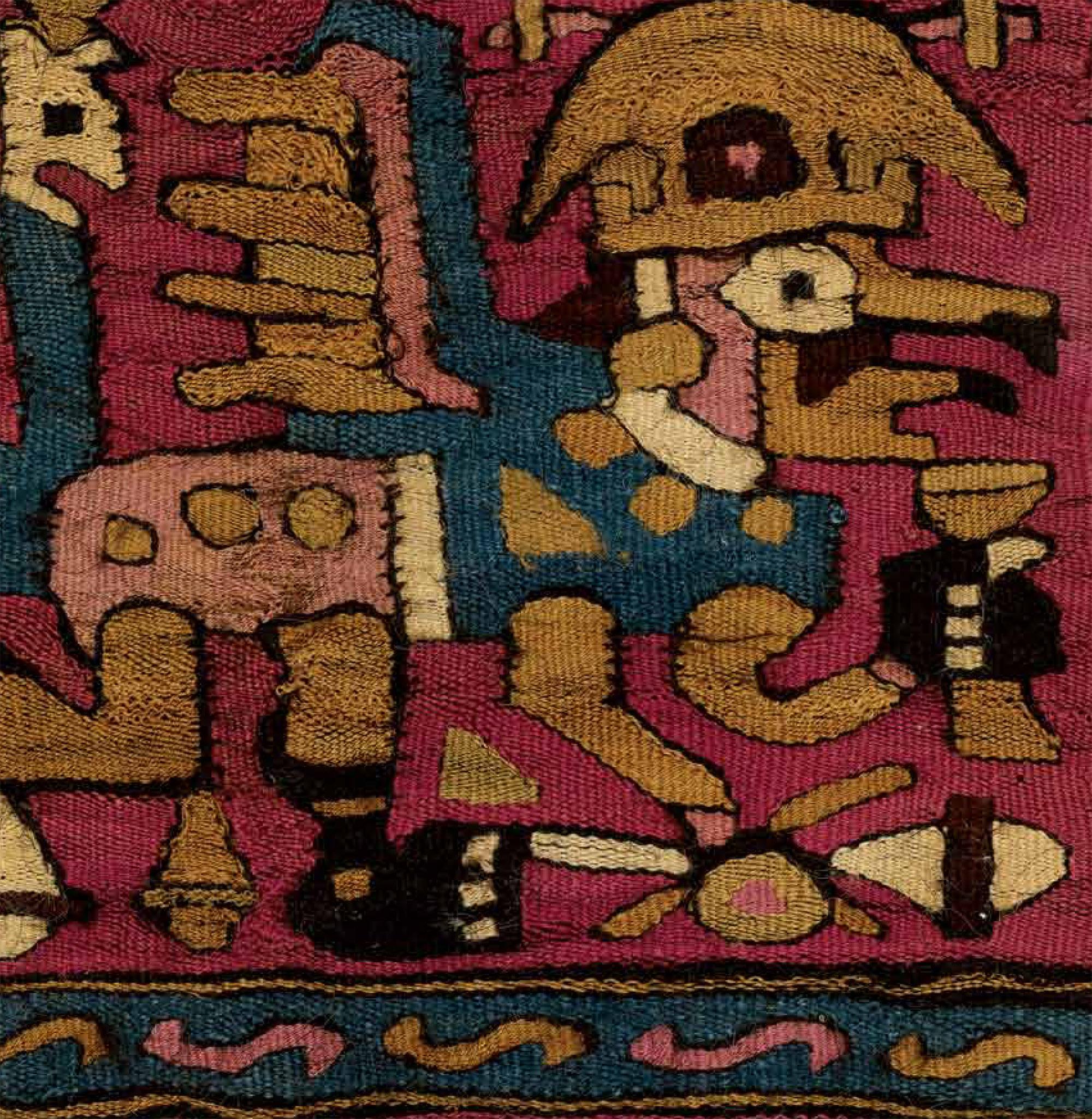 تصویر از قرمز کوچینیل: تاریخ هنری یک رنگ