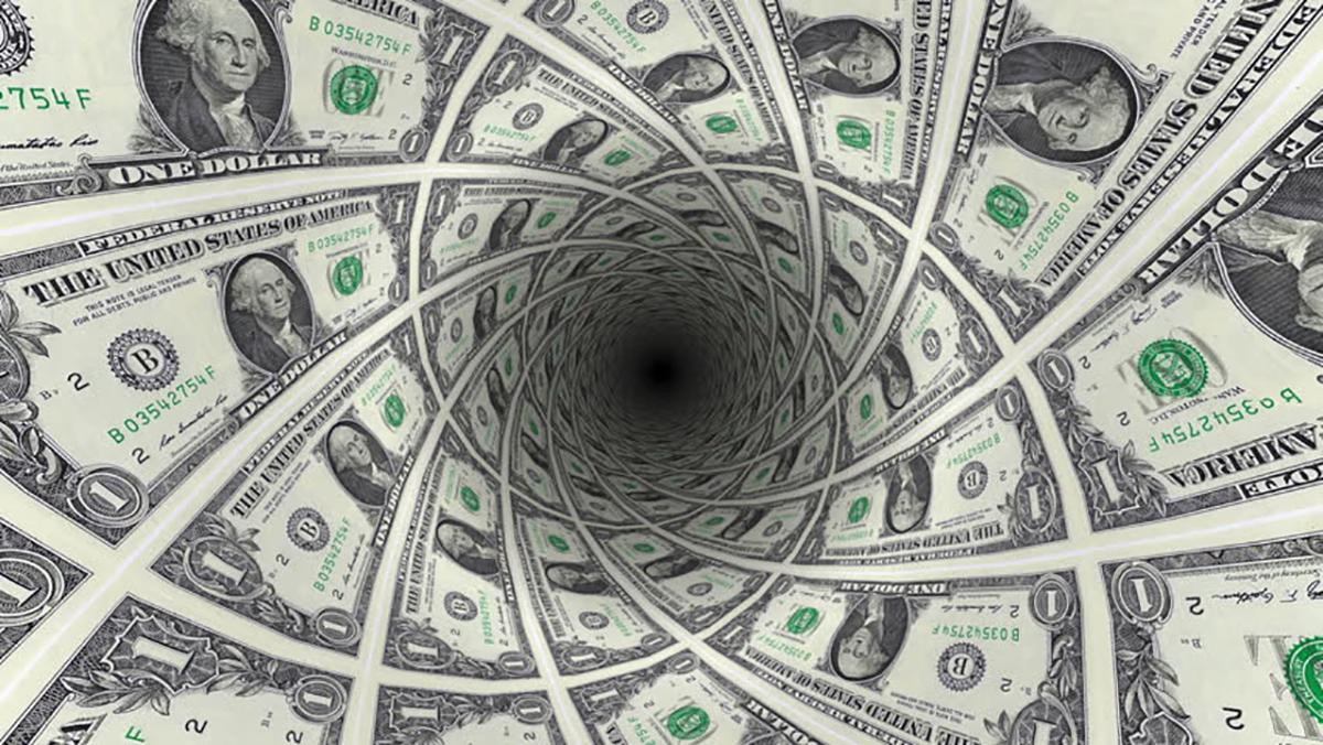 تصویر از پول و مشکلات اقتصادی ناشی از آن*